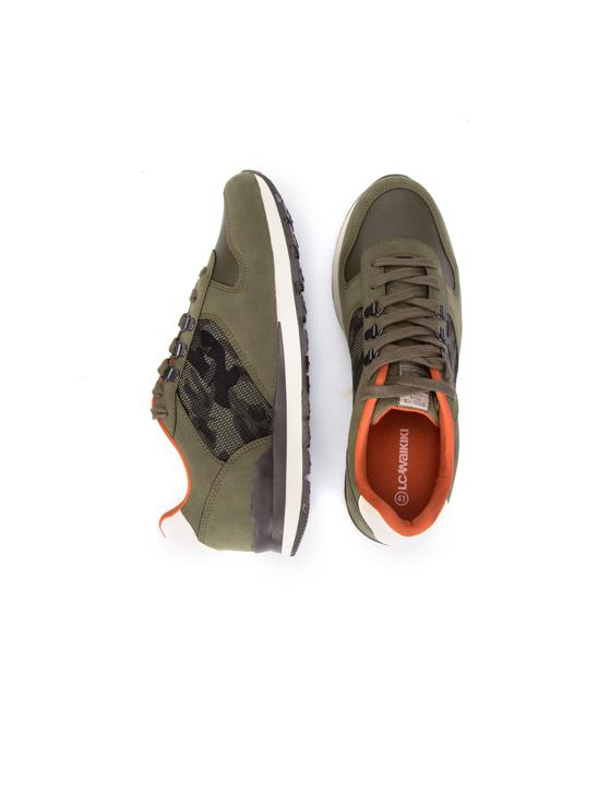 Khaki - Shoes - 8W3321Z8