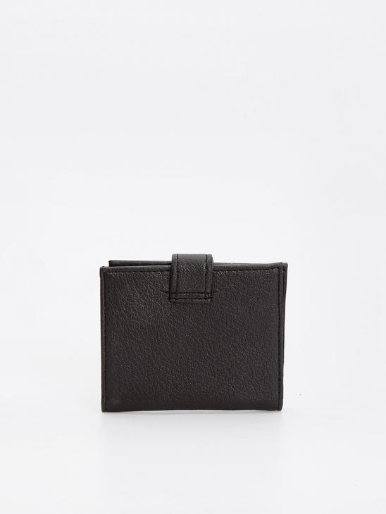 Black - Wallet - 8WG017Z8