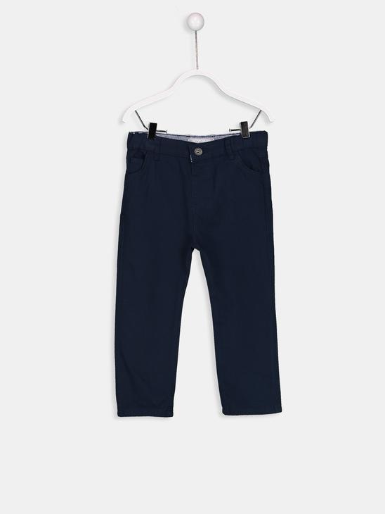 NAVY - Trousers - 8W0148Z1