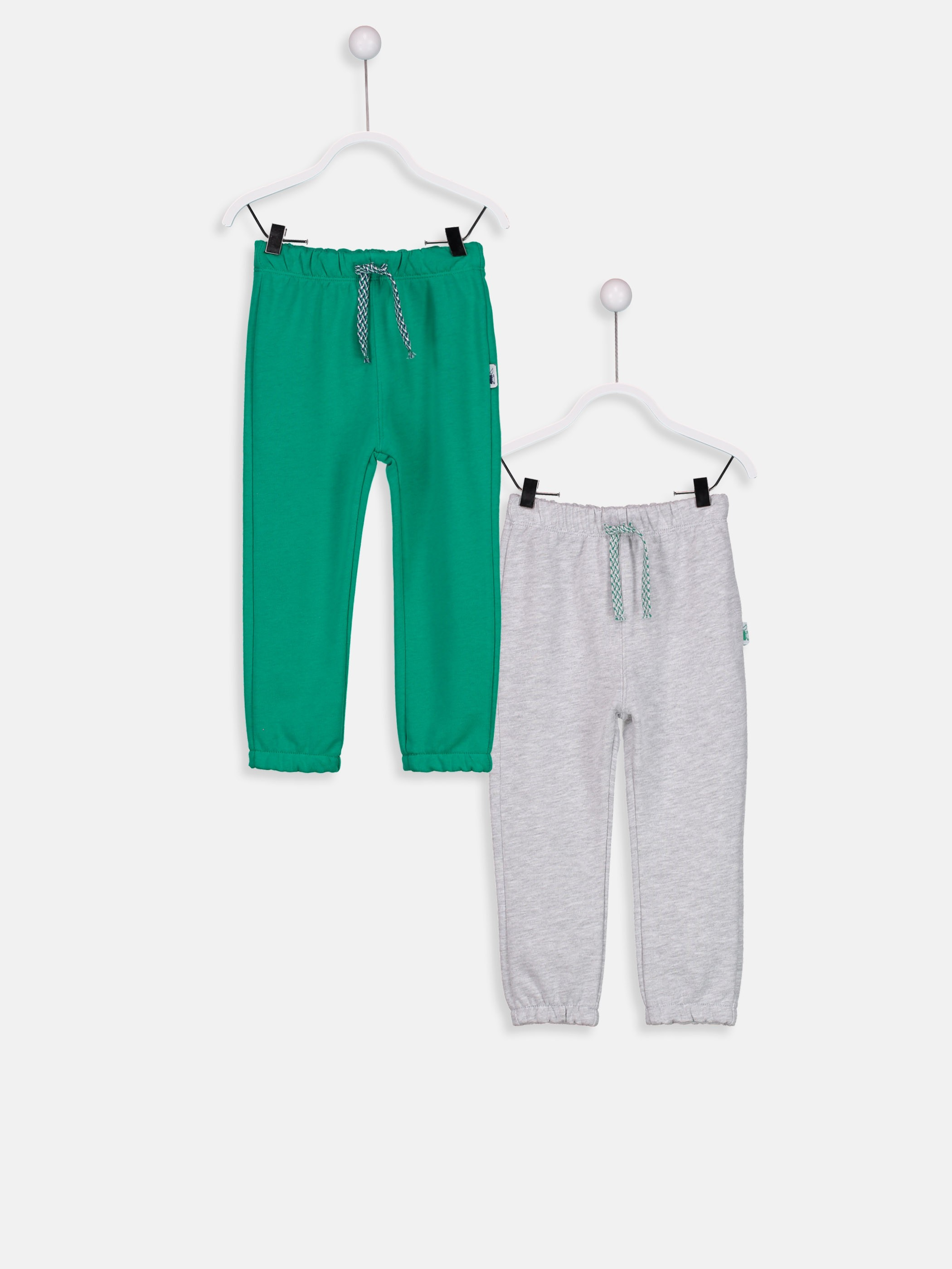 Green - Trousers - 8W0540Z1
