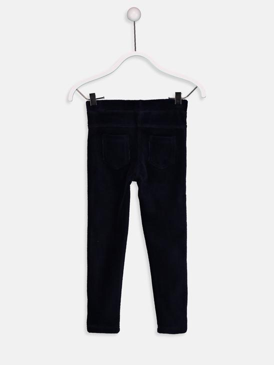 Navy - Trousers - 8W0788Z4