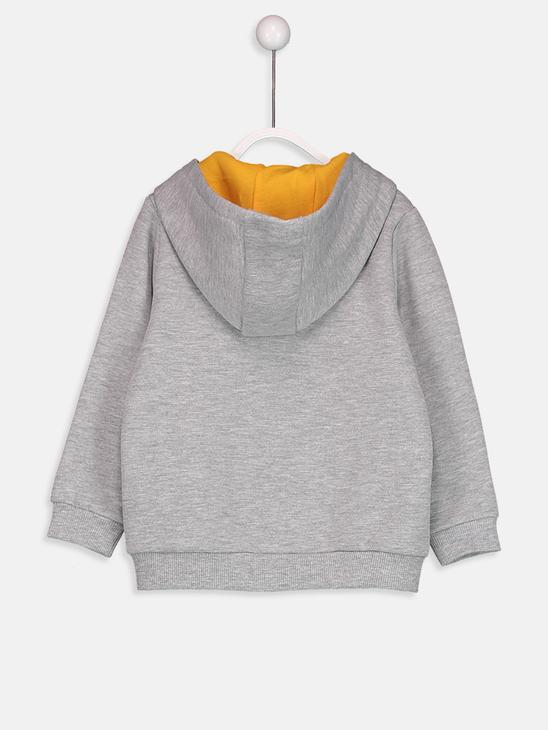 GREY - Sweatshirt - 8W0537Z1