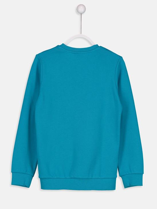 TURQUOISE - T-Shirt - 8W4092Z4