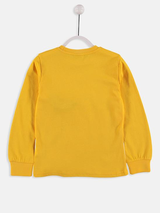 YELLOW - T-Shirt - 8W4097Z4