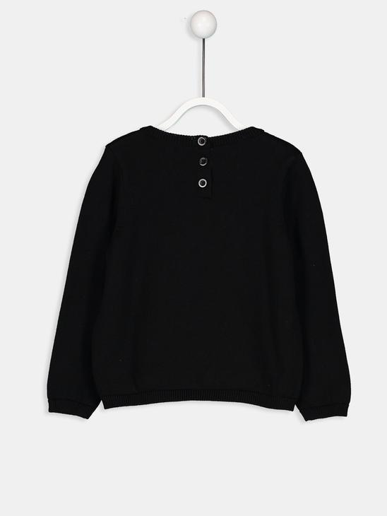 Black - Jumper - 8W3741Z1