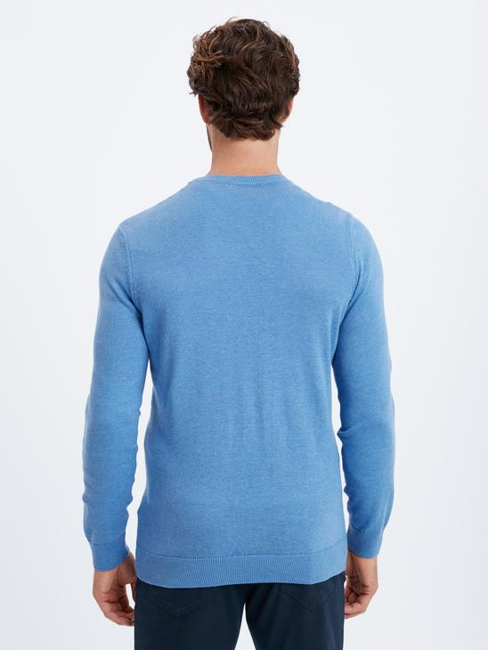 Blue - Jumper - 8W1832Z8