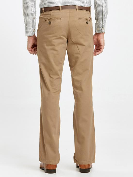 Beige - Trousers - 8W0887Z8
