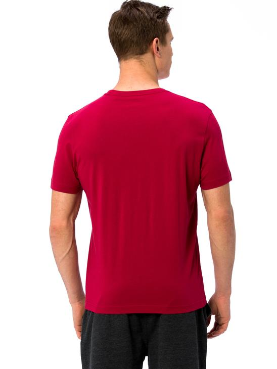 Red - T-Shirt - 8S0915Z8
