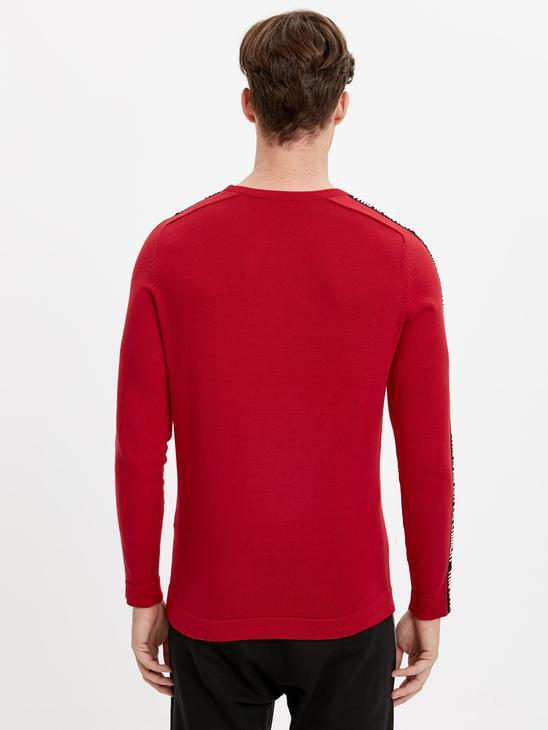 Red - Jumper - 8W8953Z8