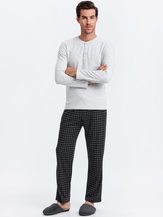 Anthracite - Pajamas Bottom - 8W9407Z8
