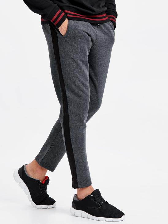 Anthracite - Trousers - 8W8243Z8