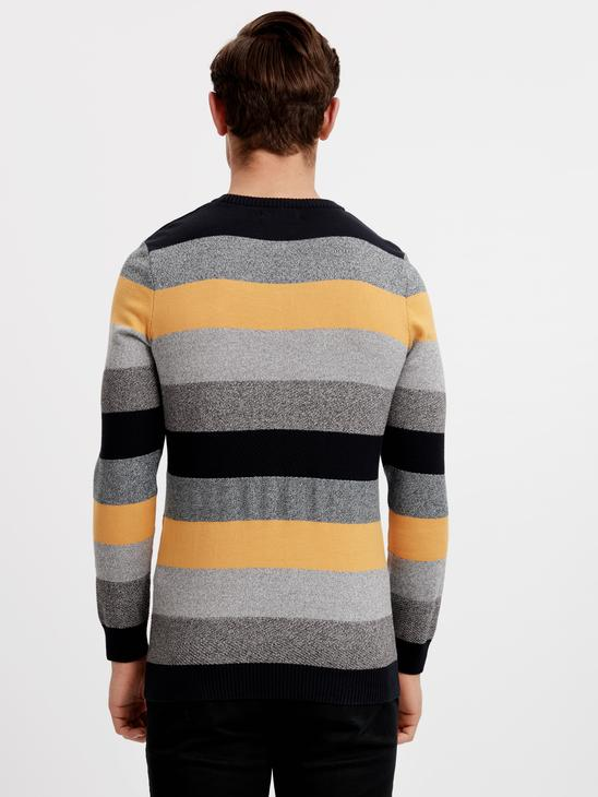Yellow - Jumper - 8W8357Z8