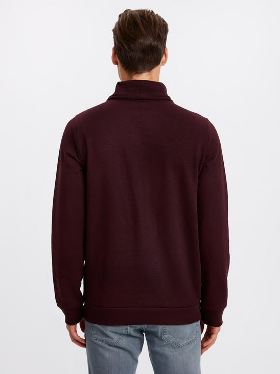 BORDEAUX - Sweatshirt - 8W6278Z8