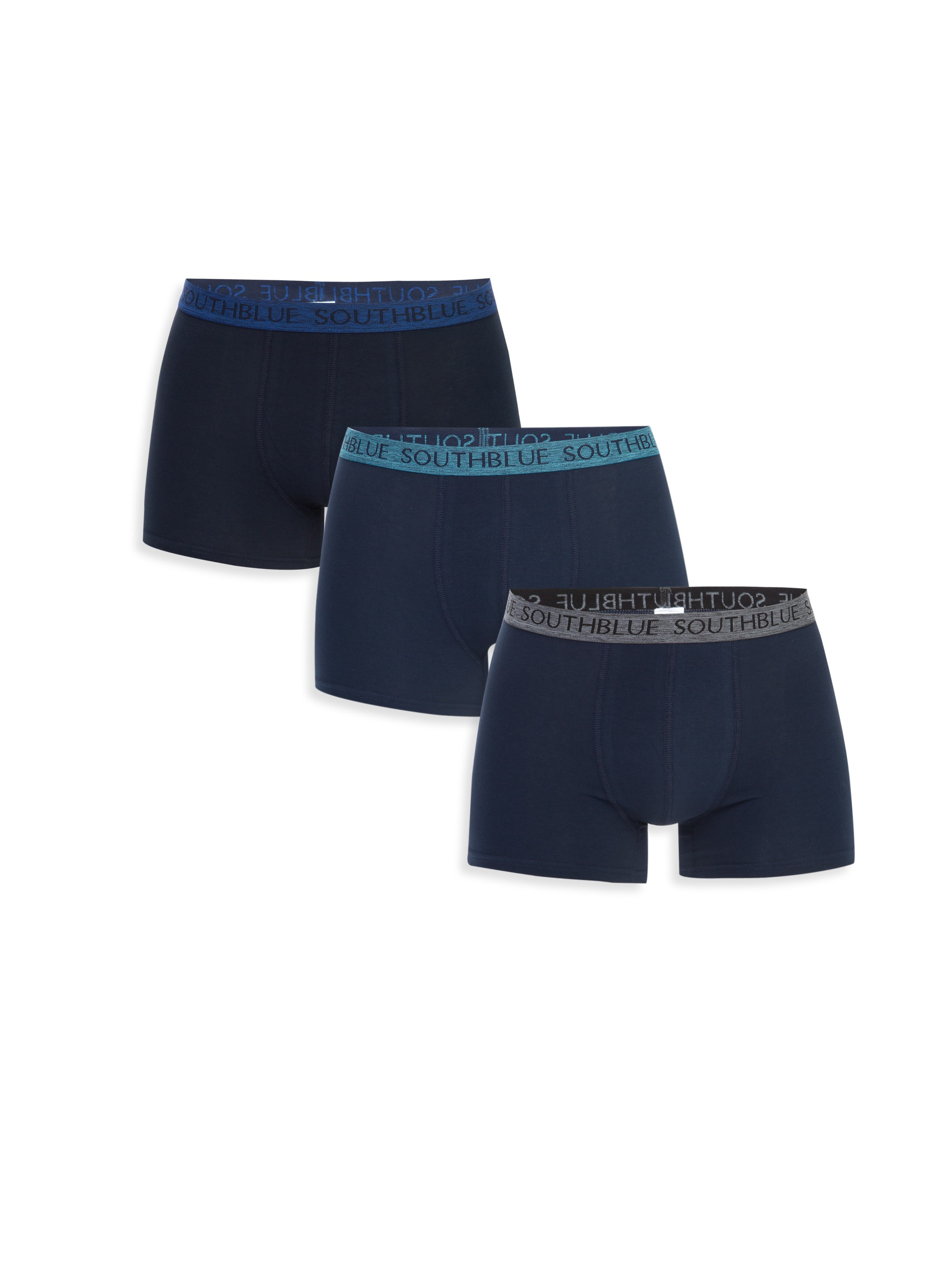 Navy - Boxer Shorts - 8W2243Z8
