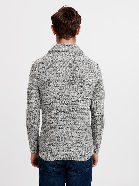 Grey - Jumper - 8W4649Z8