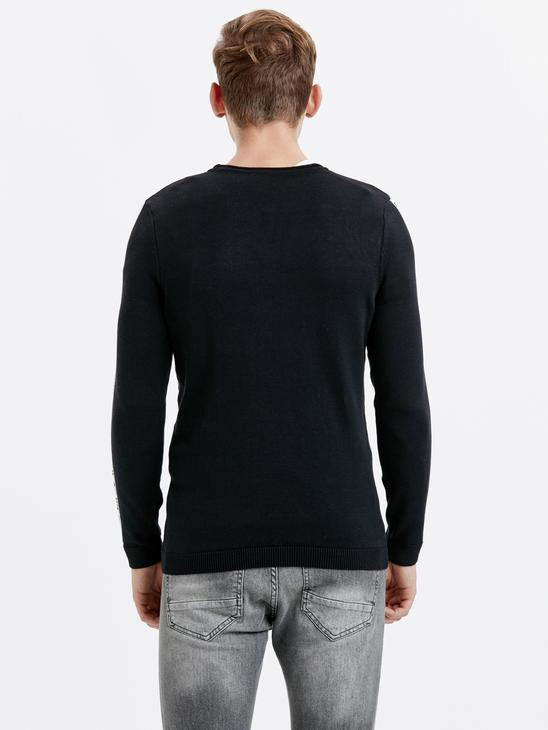Navy - Jumper - 8W9901Z8