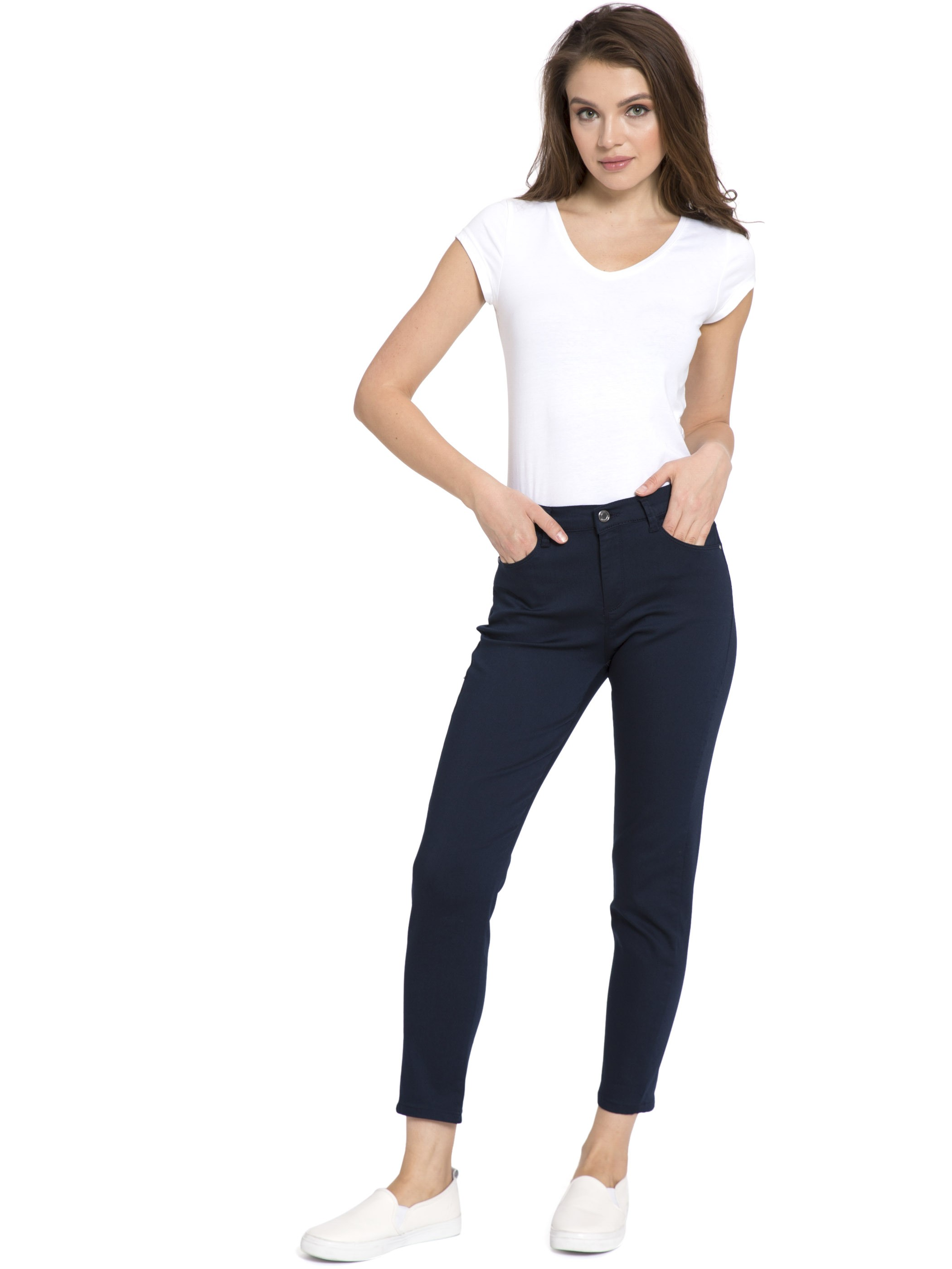 Navy - Trousers - 8S2532Z8