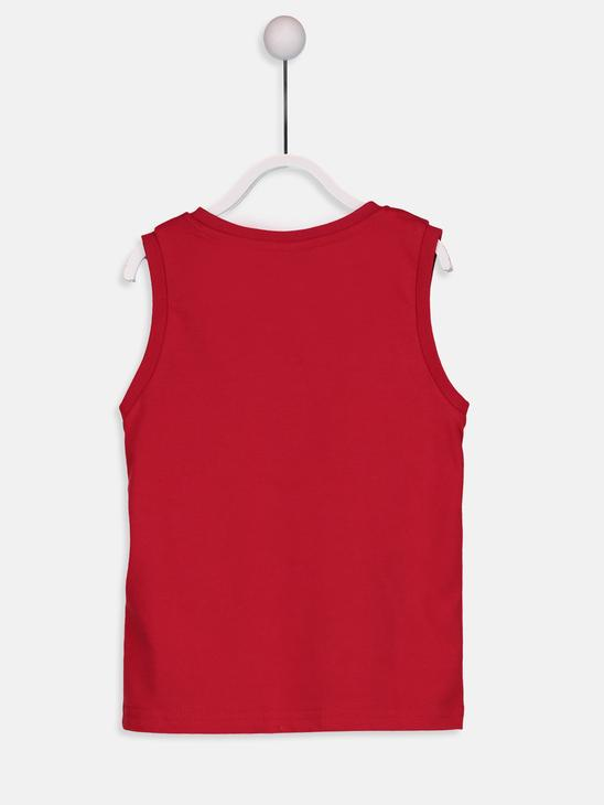 RED - Tank Top - 8SG776Z4