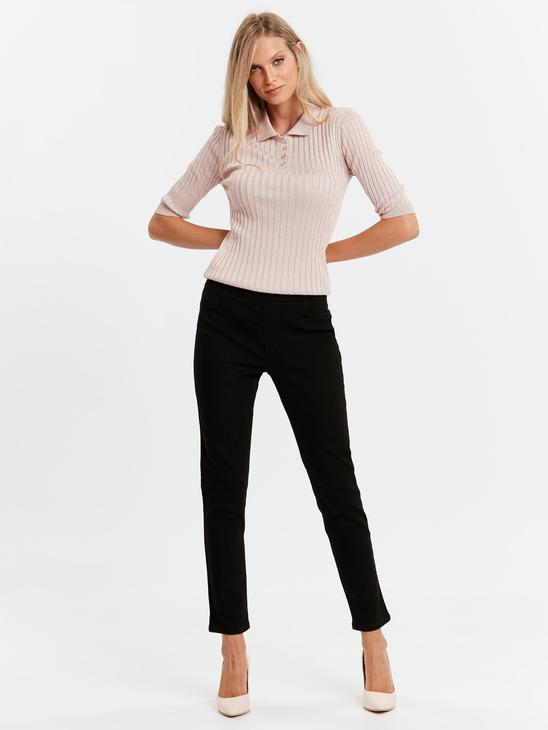 Black - Trousers - 8S0814Z8
