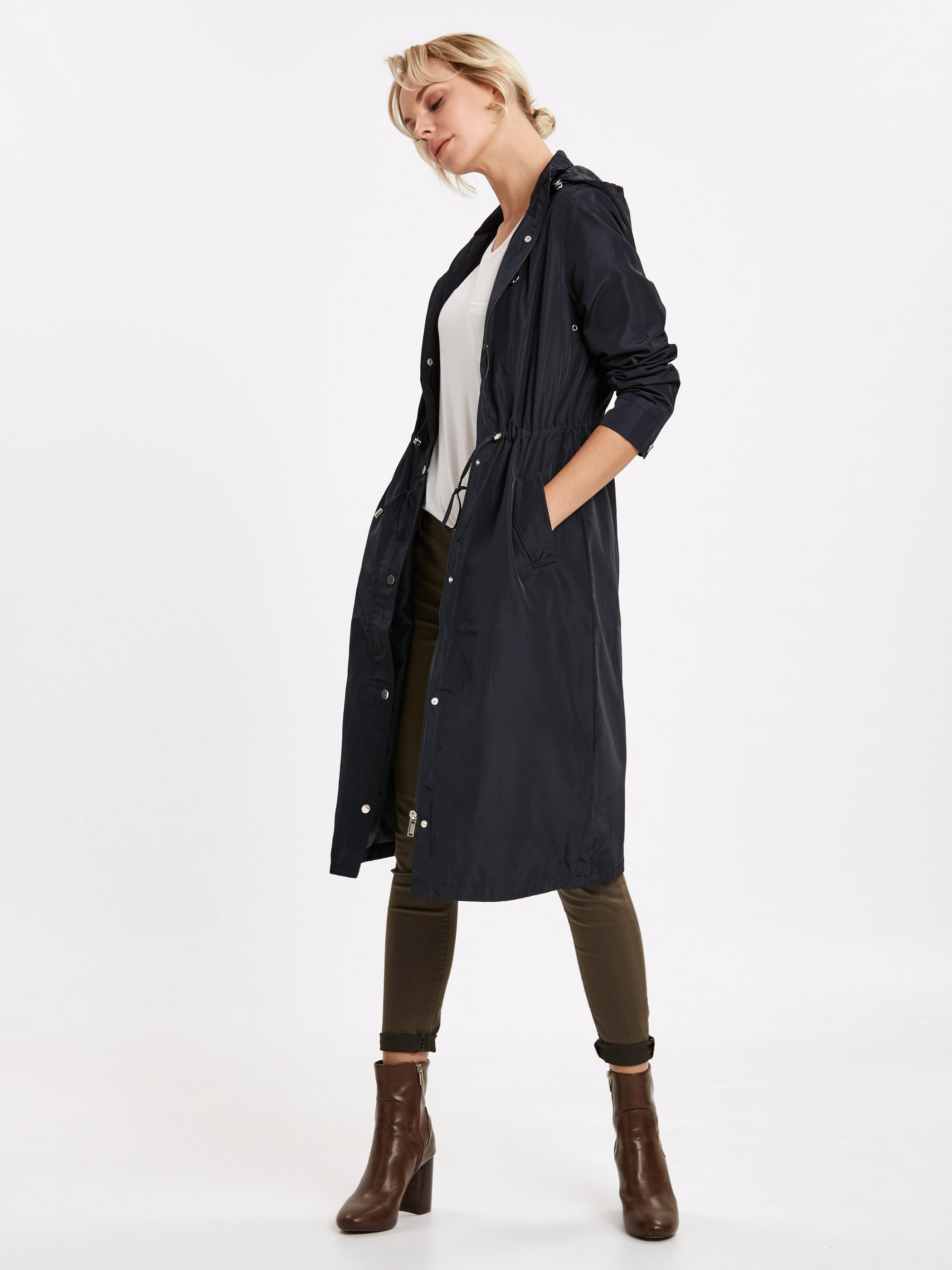 NAVY - Short Coat - 8W2036Z8