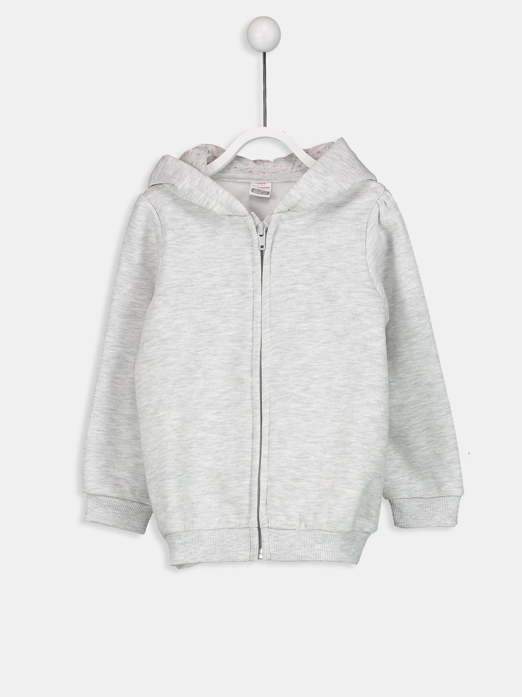 GREY - Sweatshirt - 8W1635Z1