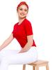 Red - T-Shirt - 8S1682Z8