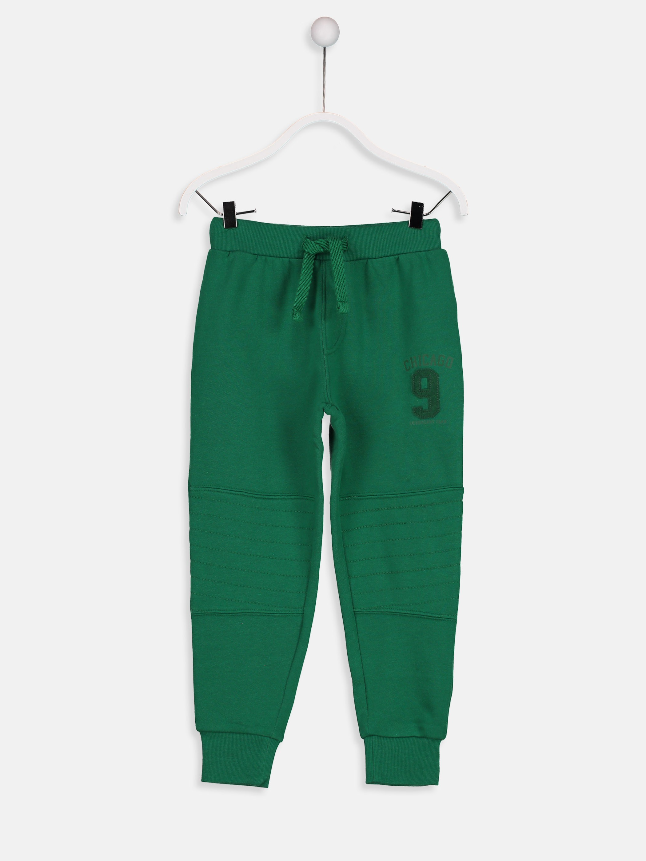 Green - Trousers - 8W0166Z4