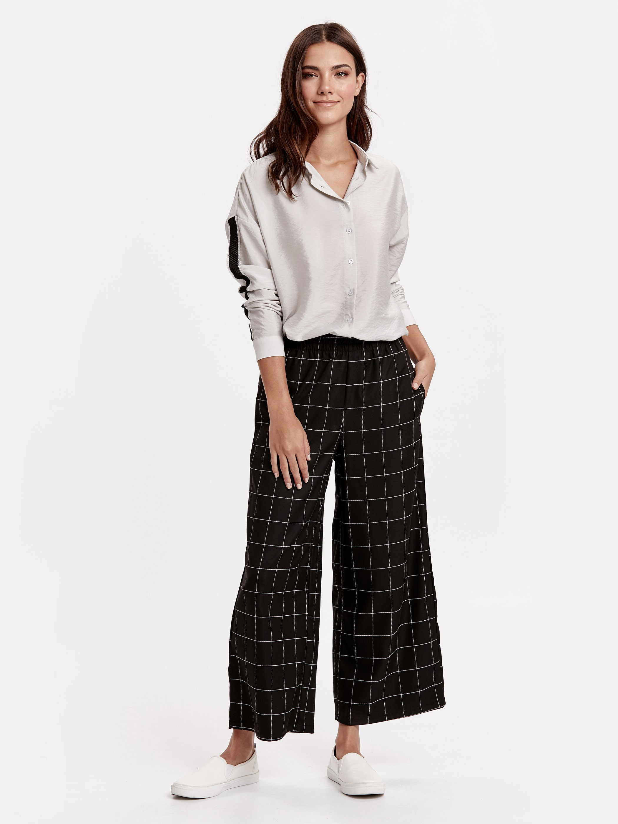 BLACK - Trousers - 8WH796Z8
