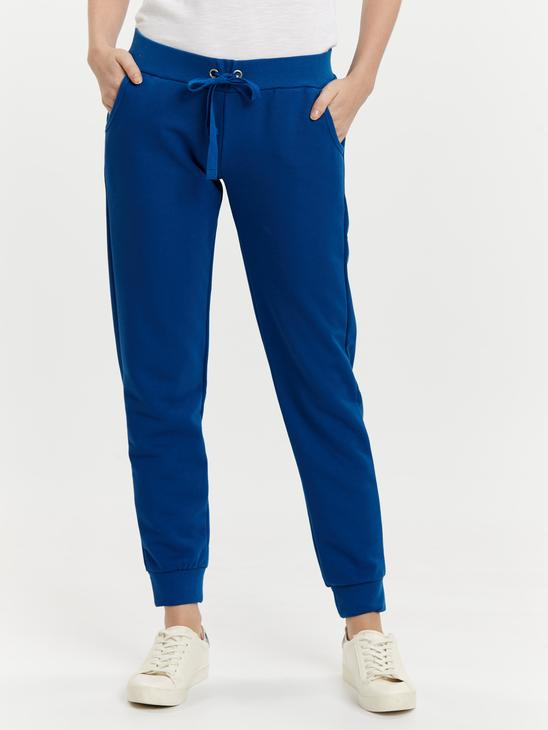 Blue - Trousers - 8W5159Z8