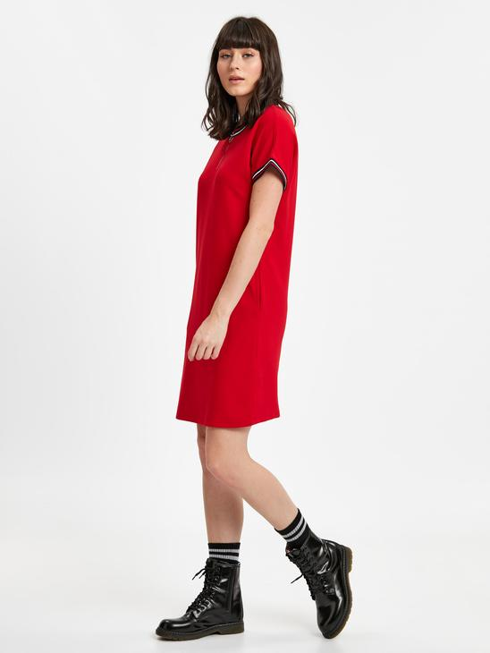 RED - Dress - 8WI986Z8