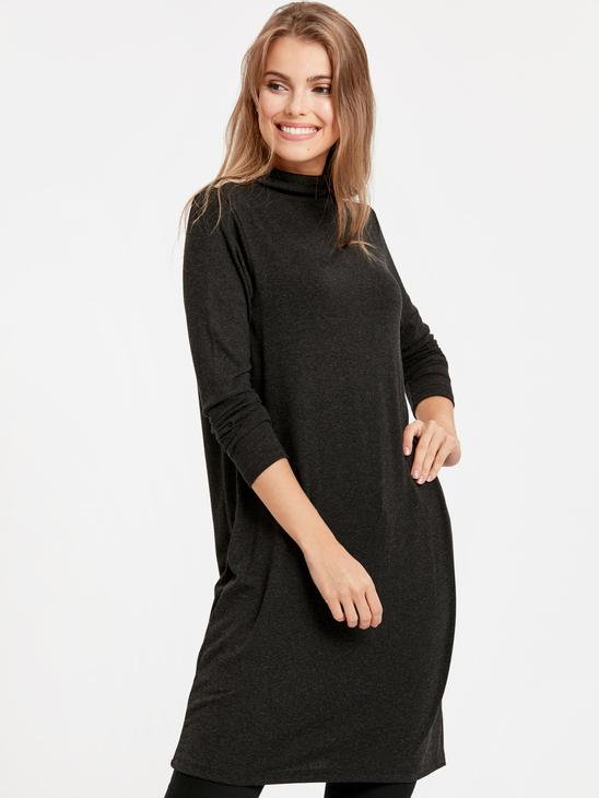 Anthracite - Tunic - 8WG071Z8