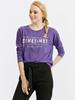 PURPLE - T-Shirt - 8WJ220Z8