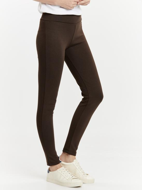 BROWN - Leggings - 8W5808Z8