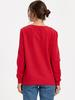 RED - Sweatshirt - 8WG421Z8