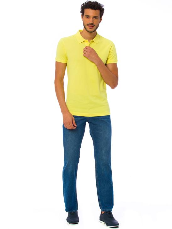 Yellow - T-Shirt - 7Y0203Z8