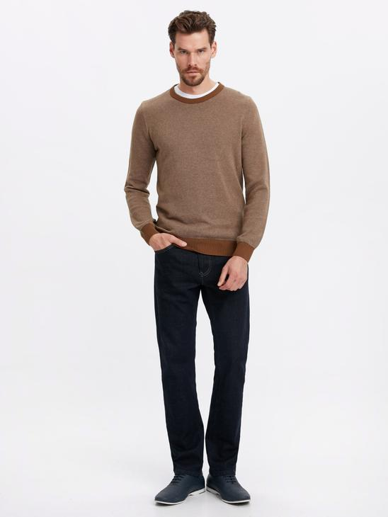 Brown - Jumper - 8W6767Z8