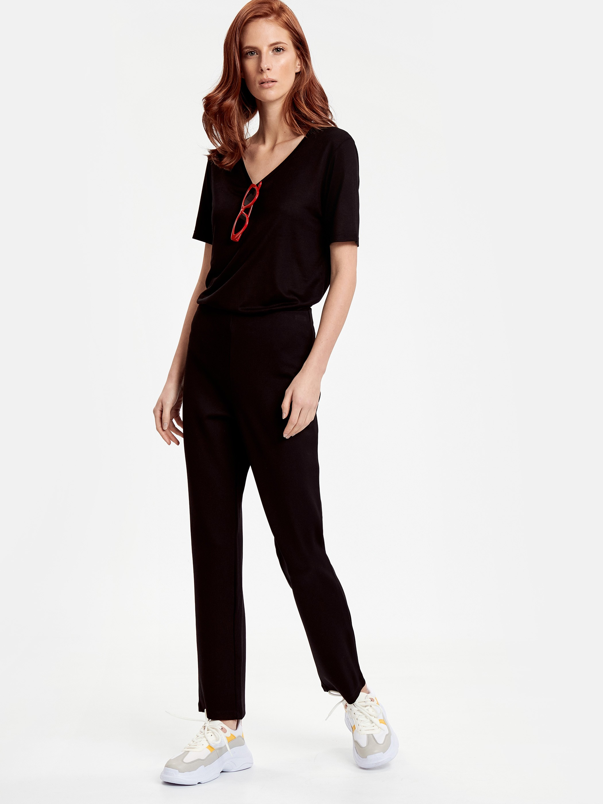 BLACK - Trousers - 8W8842Z8