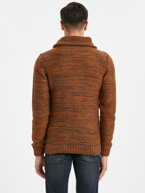 Brown - Jumper - 8W4650Z8