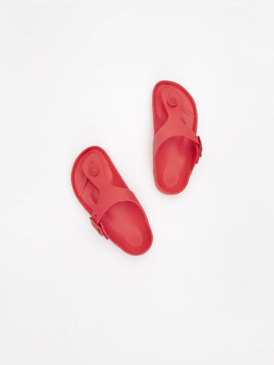 RED - Slippers - 9SI342Z4