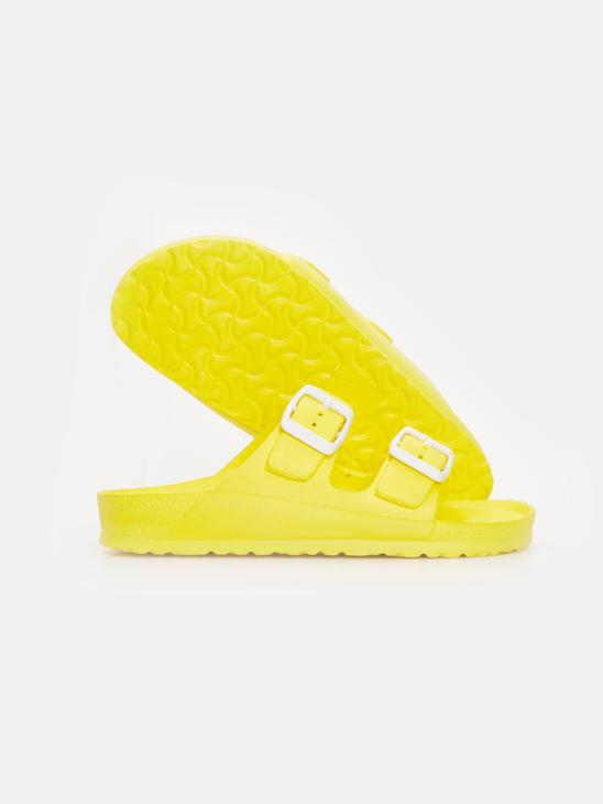 YELLOW - Slippers - 9SI309Z4