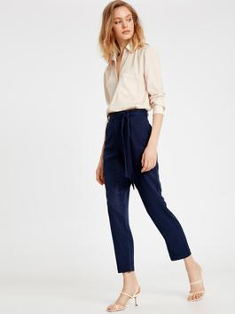 Navy - Trousers