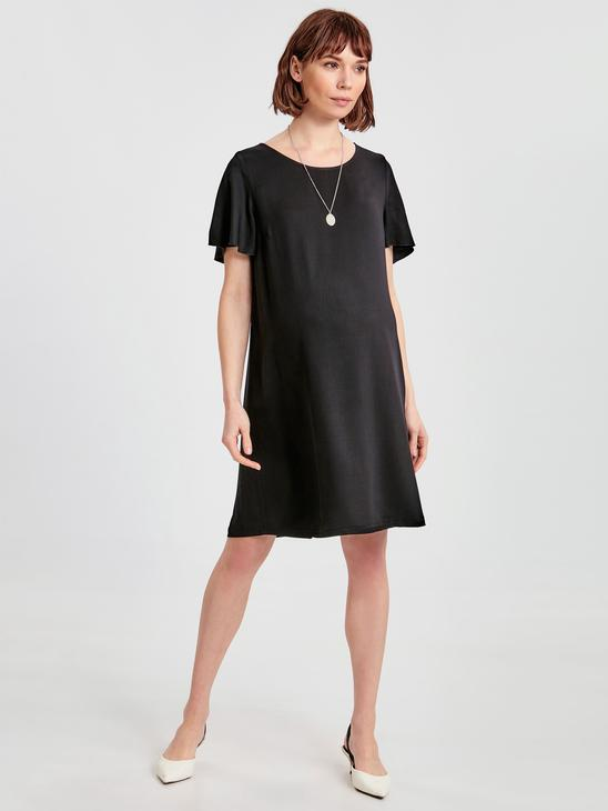 Black - Dress - 9SL641Z8