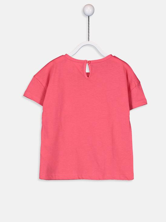 RED - T-Shirt - 9ST586Z1