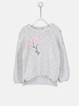 Gris - Pull-Over