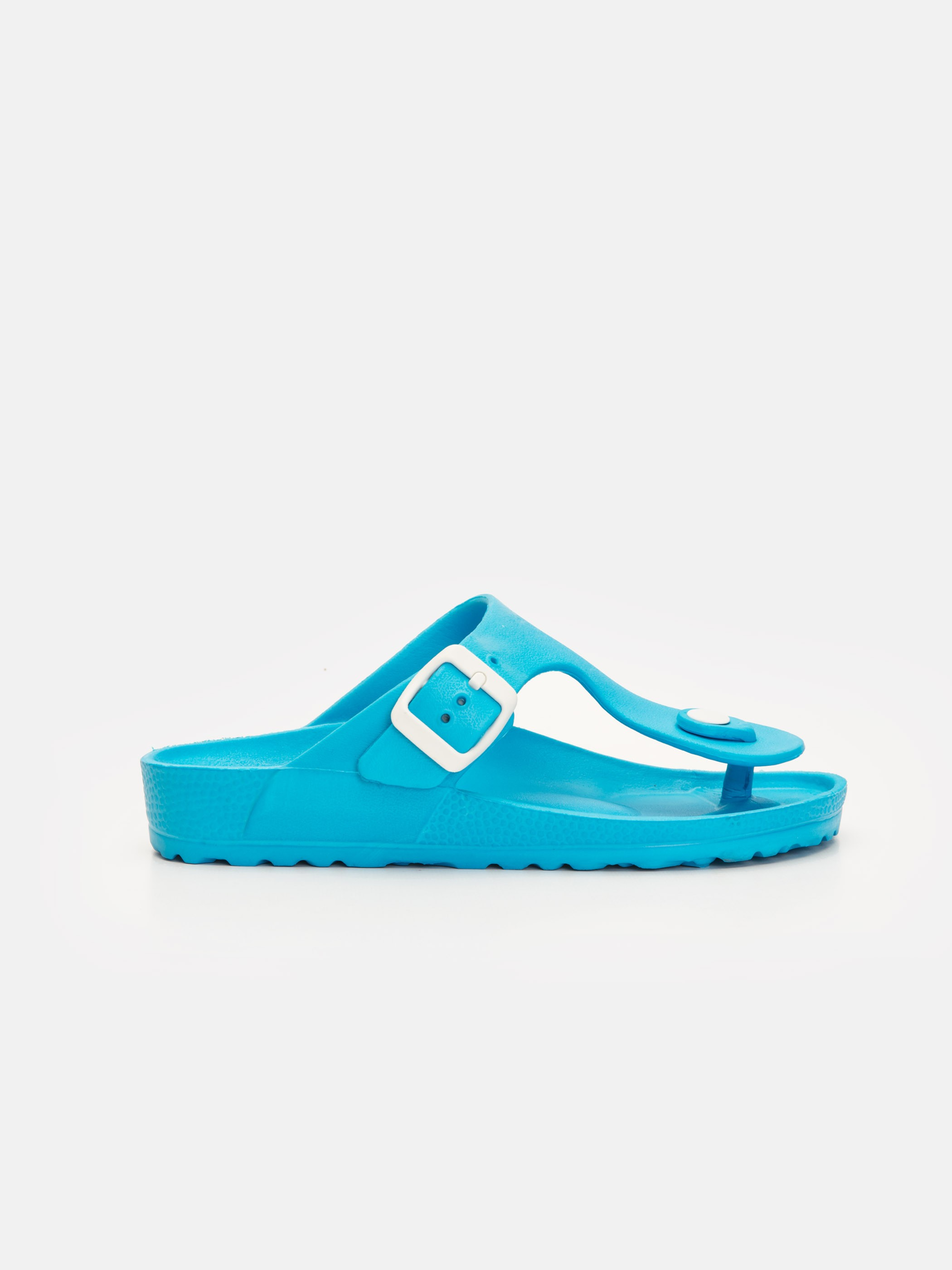 TURQUOISE - Slippers - 9SI342Z4