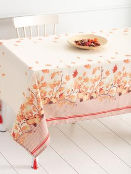 Multi-colored - Table Cloth