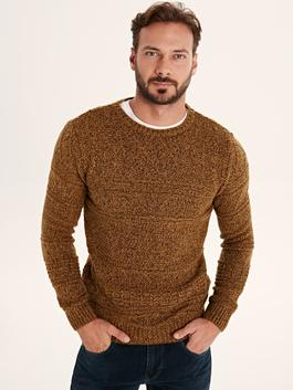 Beige - Pull-Over