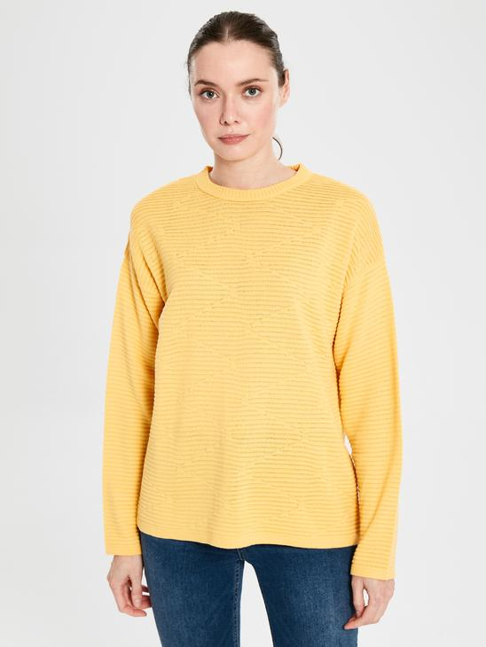 YELLOW - Jumper - 9WS099Z8