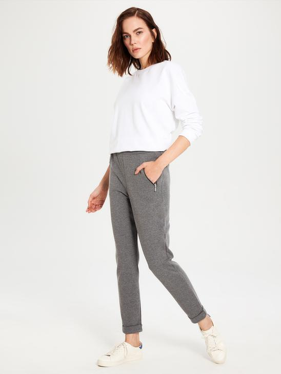ANTHRACITE - Trousers - 9WY045Z8