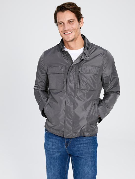GREY - Short Coat - 0S2020Z8